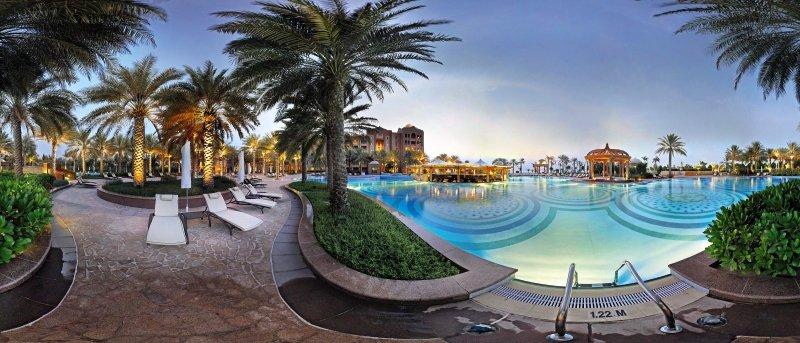 Emirates Palace Abu DhabiPool