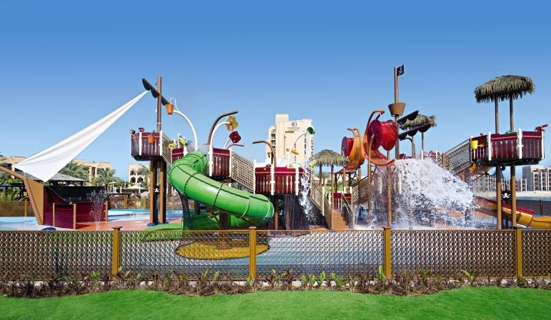 Doubletree by Hilton Resort & Spa Marjan IslandSport und Freizeit