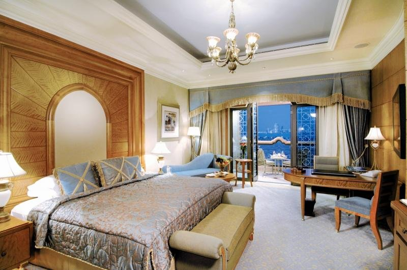Emirates Palace Abu DhabiWohnbeispiel
