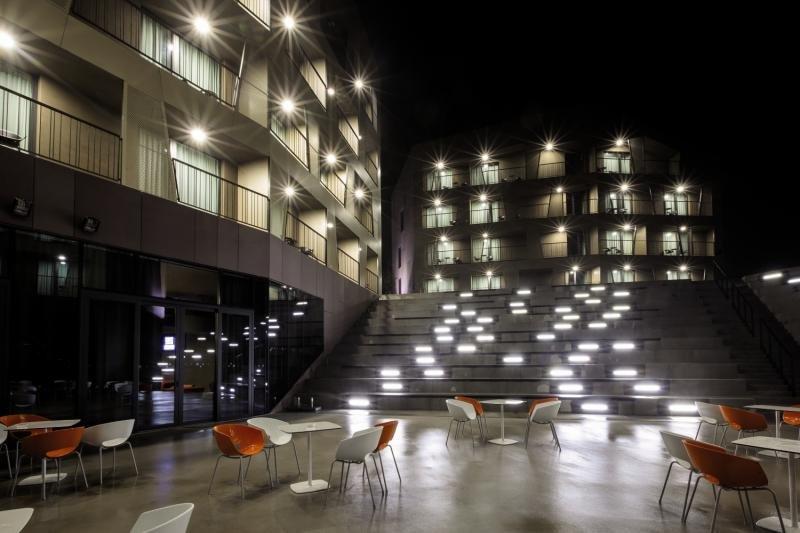 Terme Tuhelj Hotel WellAuߟenaufnahme