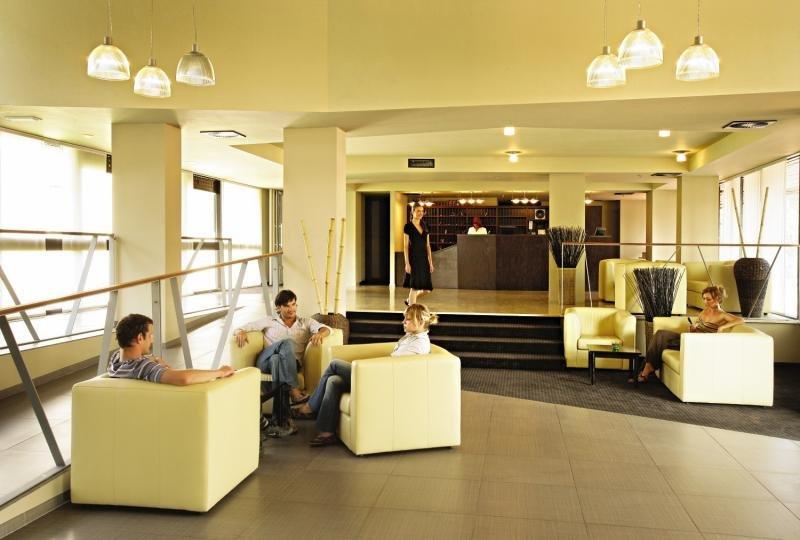 Terme Tuhelj Hotel WellLounge/Empfang