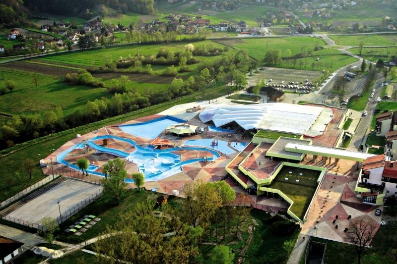 Terme Tuhelj Hotel WellPool