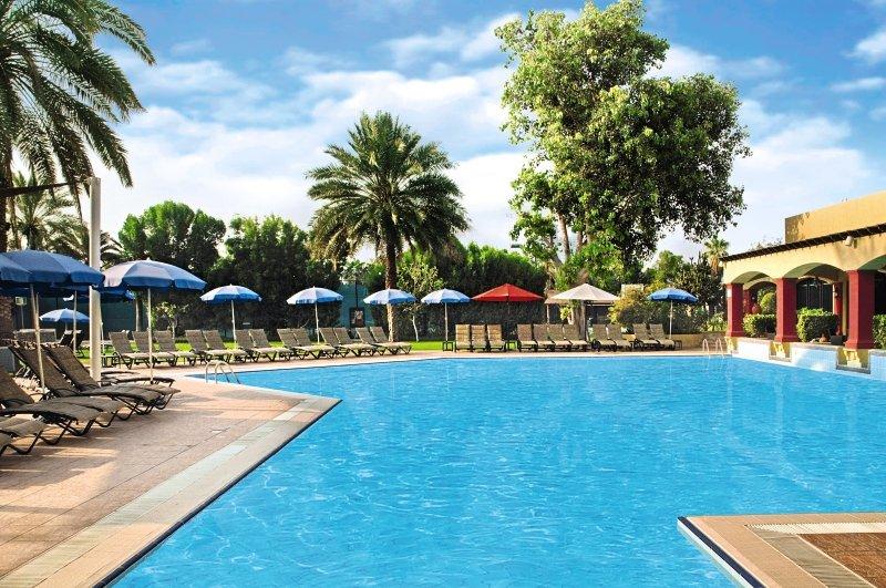 Hilton FujairahPool