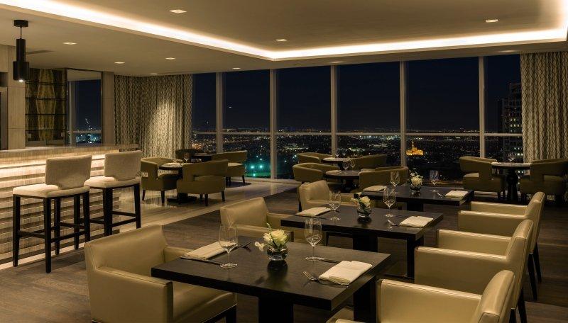 Sheraton Grand HotelRestaurant