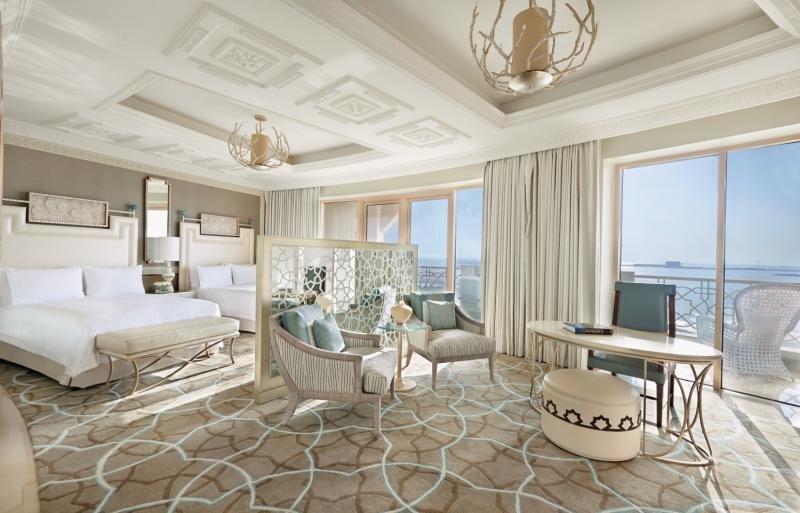 Waldorf Astoria Ras Al KhaimahLounge/Empfang