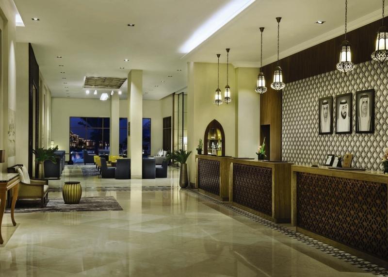 Doubletree by Hilton Resort & Spa Marjan IslandLounge/Empfang