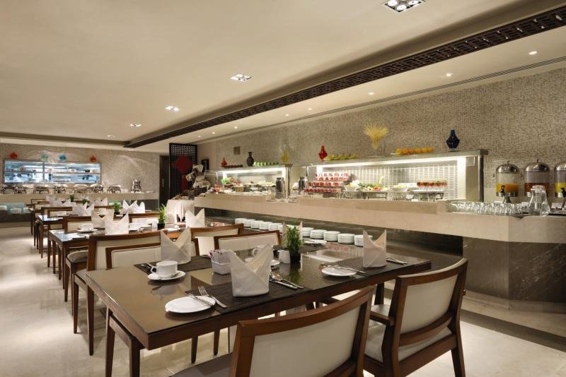 Ramada Abu Dhabi DowntownRestaurant