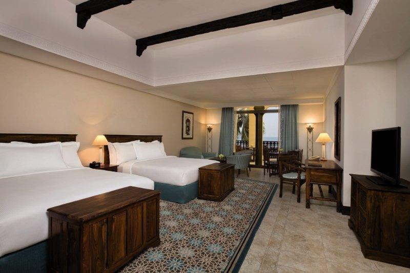 Hilton Al Hamra Beach & Golf ResortWohnbeispiel