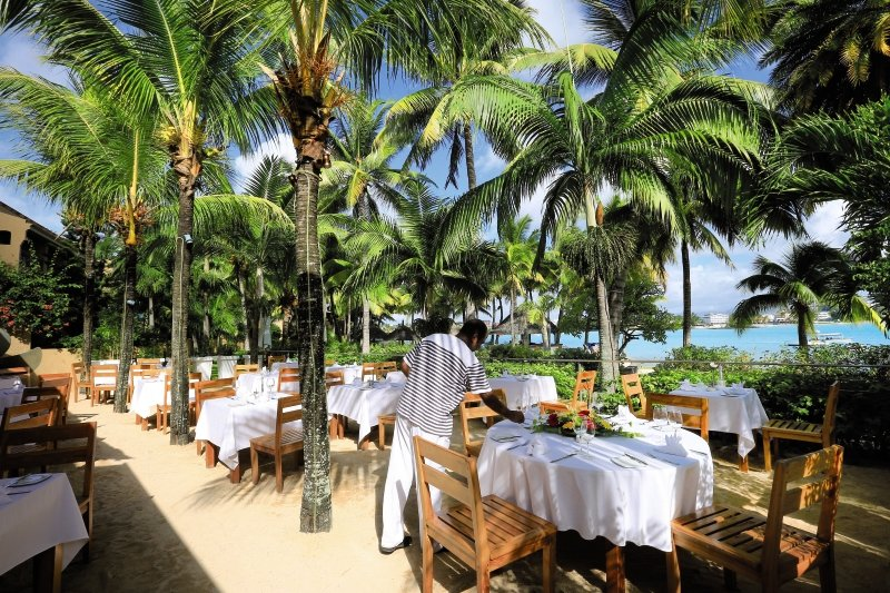 Beachcomber Le MauriciaRestaurant