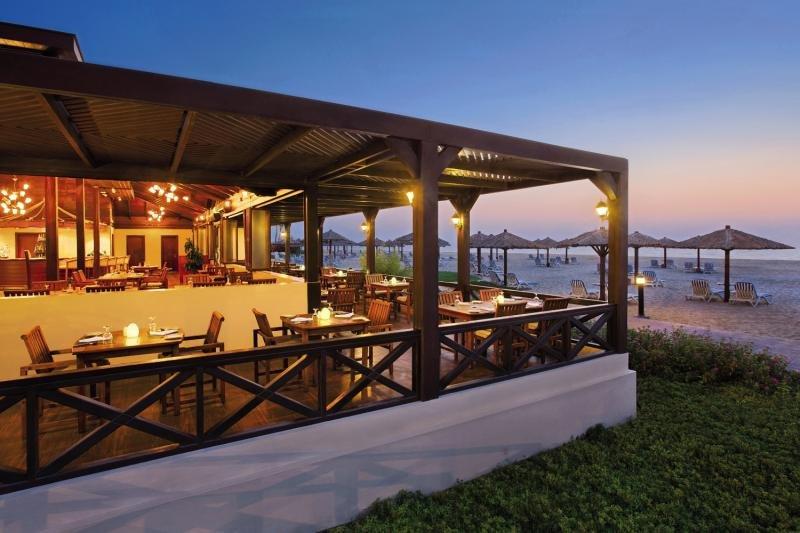 Hilton Al Hamra Beach & Golf ResortTerasse