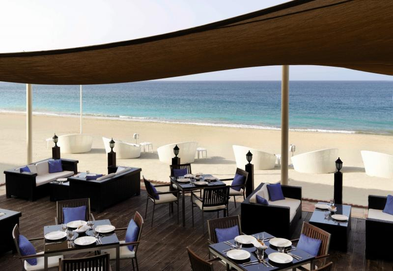 Radisson Blu Resort FujairahRestaurant