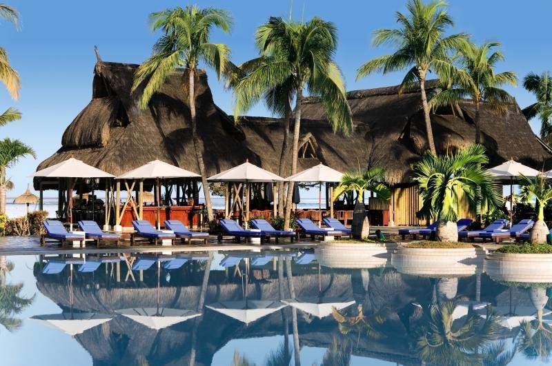 Sofitel Mauritius l'Imperial Resort & SpaPool
