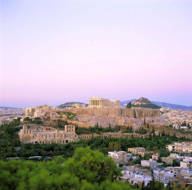 Mietwagenrundreise Griechenland klassisch Süd