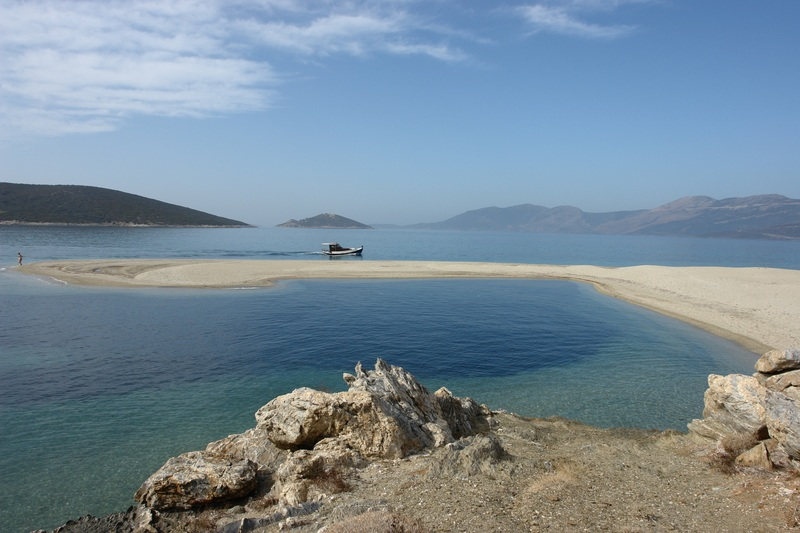 Marmari Bay