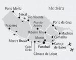 Madeira Rundreise und Baden