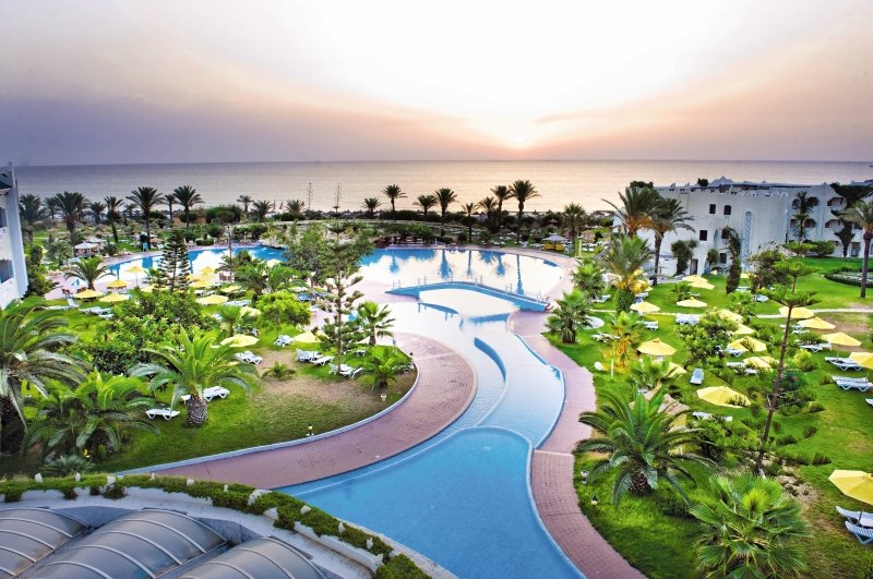 Hotel lti Mahdia Beach in Monastir Tunesien