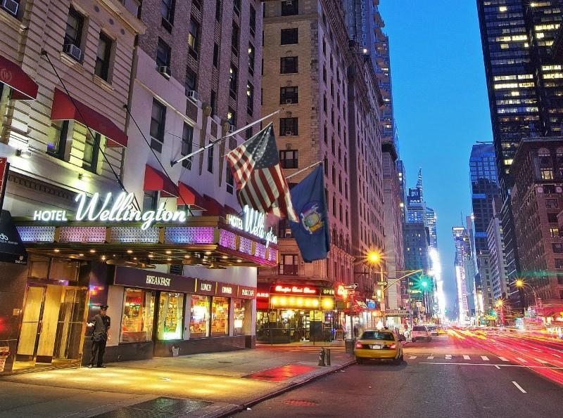 Endlich in den Big Apple beissen – NYC