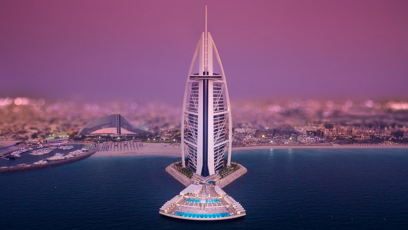 Dubai ab 3175 € 4
