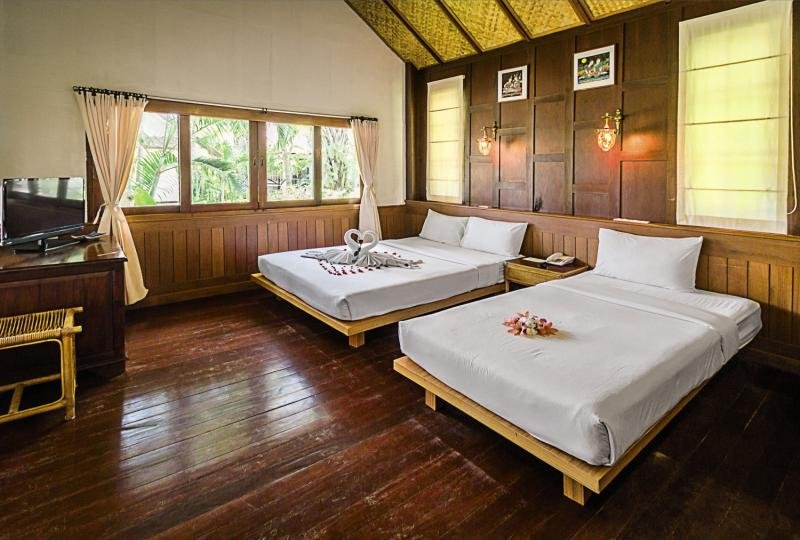 9 Tage  Thailand: Insel Koh Samui Coco Palm Beach Resort Samui