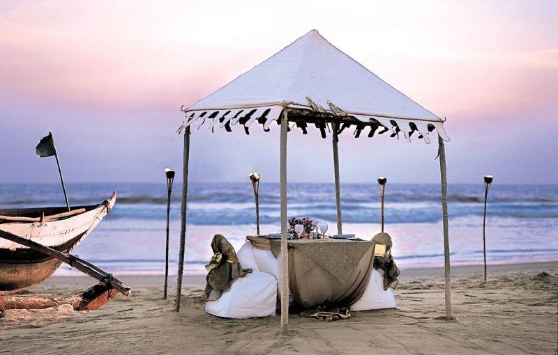 Benaulim Beach (Goa)