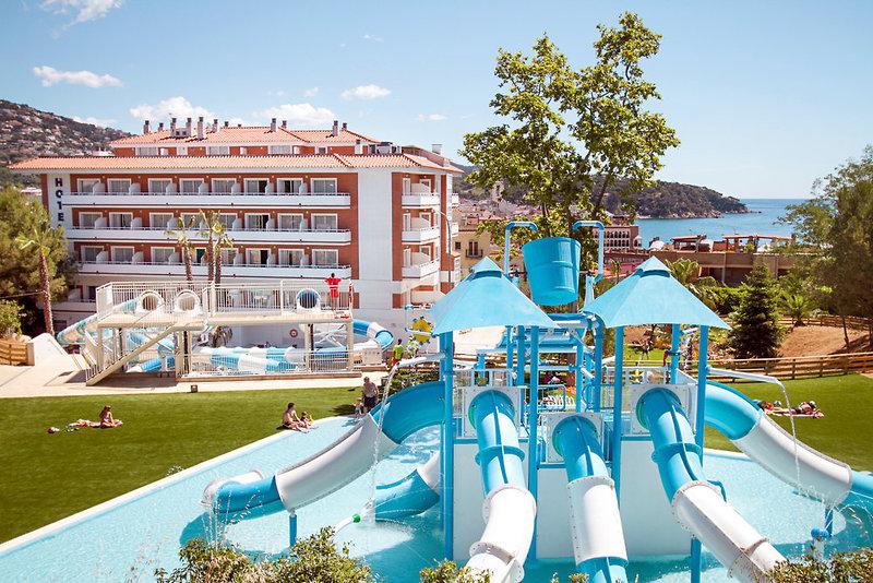 Lloret de Mar Hotel Gran Garbi Mar