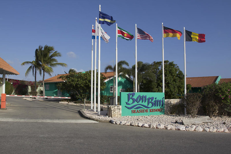 7 Tage in Mambo Beach - Seaquarium Beach (Insel Curacao) Bon Bini Seaside Resort