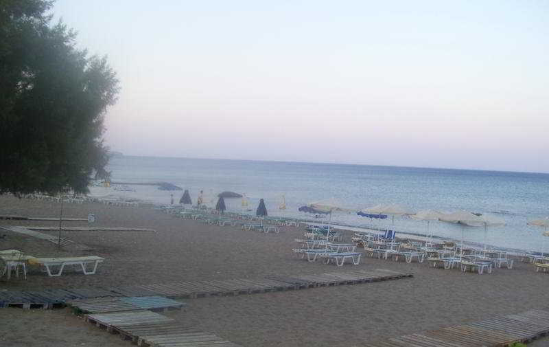 7 Tage in Archangelos - Stegna Bucht (Insel Rhodos) Stegna Star