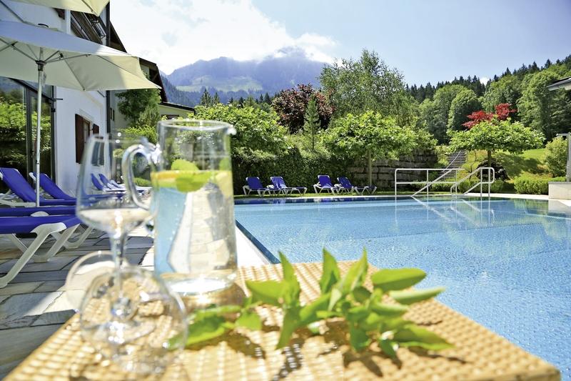 7 Tage in Berchtesgaden Alm & Wellnesshotel Alpenhof