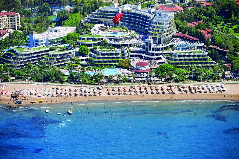 - Traumurlaub an der Türkischen Riviera