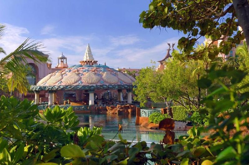 7 Tage in Paradise Island Atlantis Paradise Island - The Beach