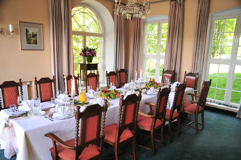 7 Tage in Krag Schlosshotel Podewils