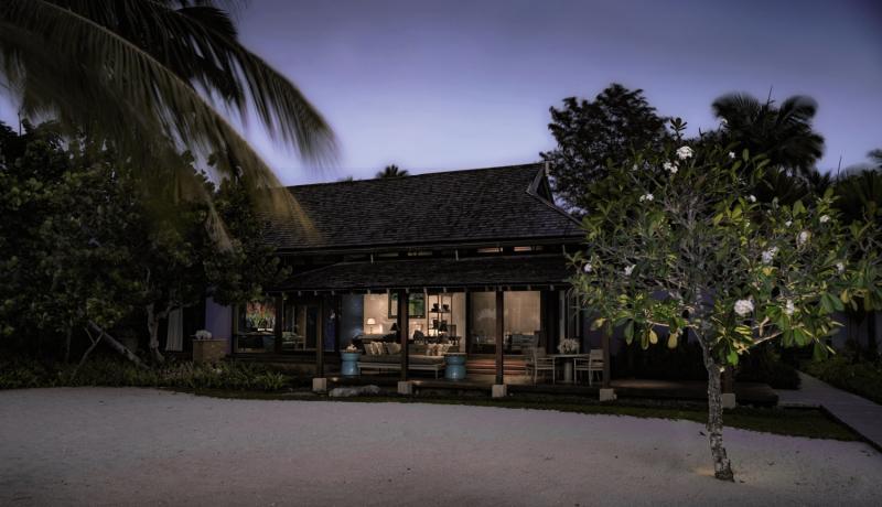 7 Tage in Tanjung Rhu Beach (Insel Pulau Langkawi) Four Seasons Resort Langkawi
