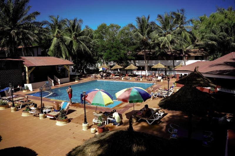 7 Tage in Kotu Beach (Serekunda - Banjul) Badala Park