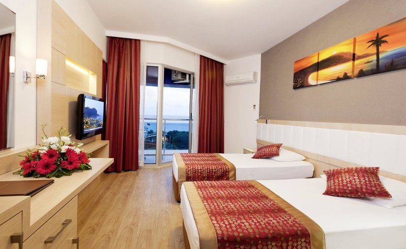 7 Tage in Alanya Gardenia Hotel