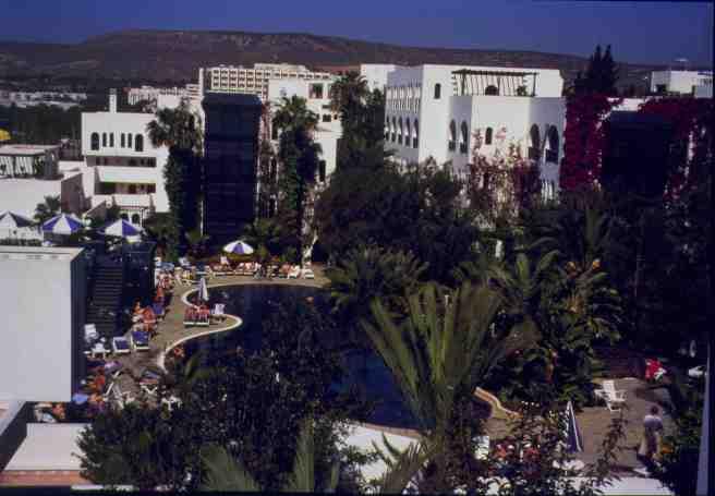 Mogador AL MADINA in Agadir, Agadir und Atlantikküste