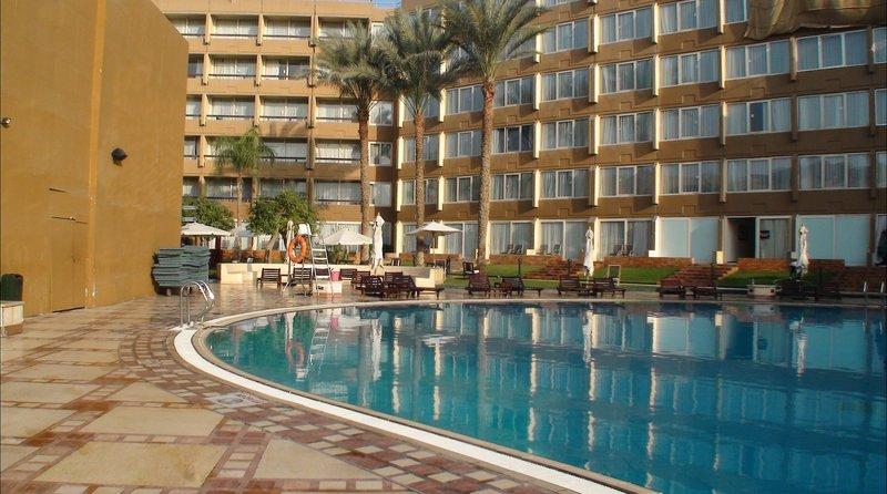 Le Meridien Pyramids Hotel und Spa in Kairo, Kairo und Umgebung