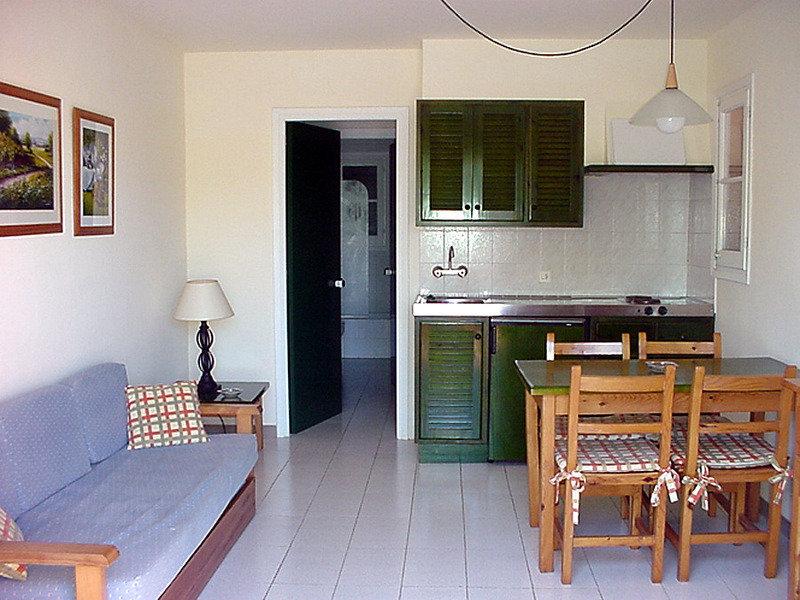 Aparthotel Club Andria in Cala Santandría, Menorca