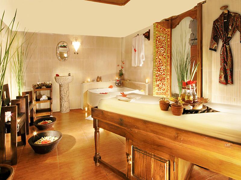 Sari Segara Resort Villas und Spa in Jimbaran, Indonesien - Bali F