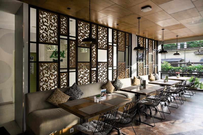 Zest Hotel Legian in Legian, Indonesien - Bali L