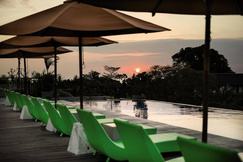 Zest Hotel Legian in Legian, Indonesien - Bali F