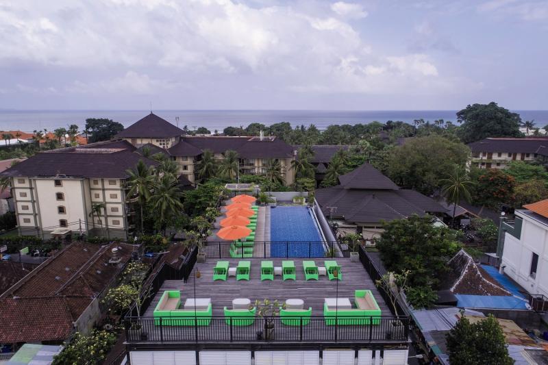 Zest Hotel Legian in Legian, Indonesien - Bali A