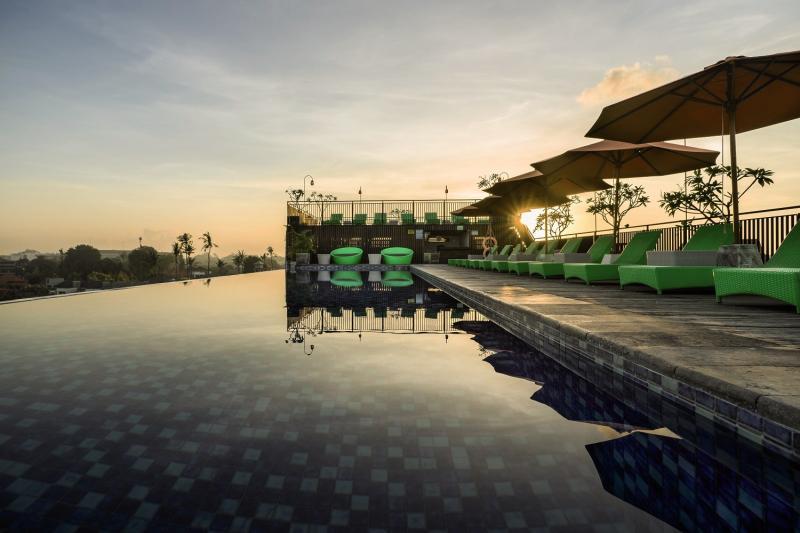 Zest Hotel Legian in Legian, Indonesien - Bali S