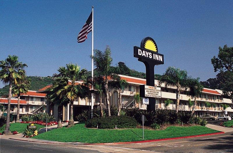 Days Inn und Suites SeaWorld/Airport in San Diego, Kalifornien