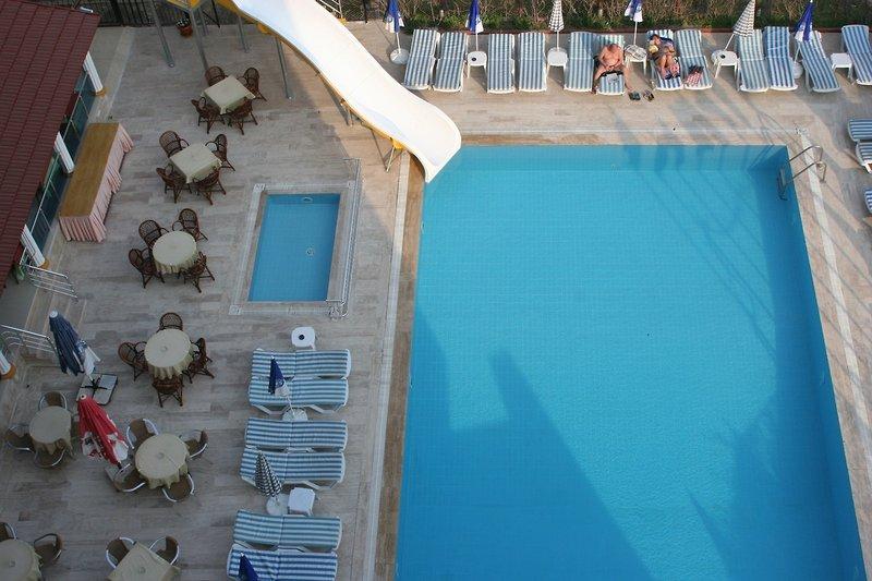 Arsi Hotel in Alanya, Türkische Riviera P