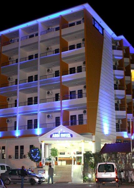 Arsi Hotel in Alanya, Türkische Riviera A