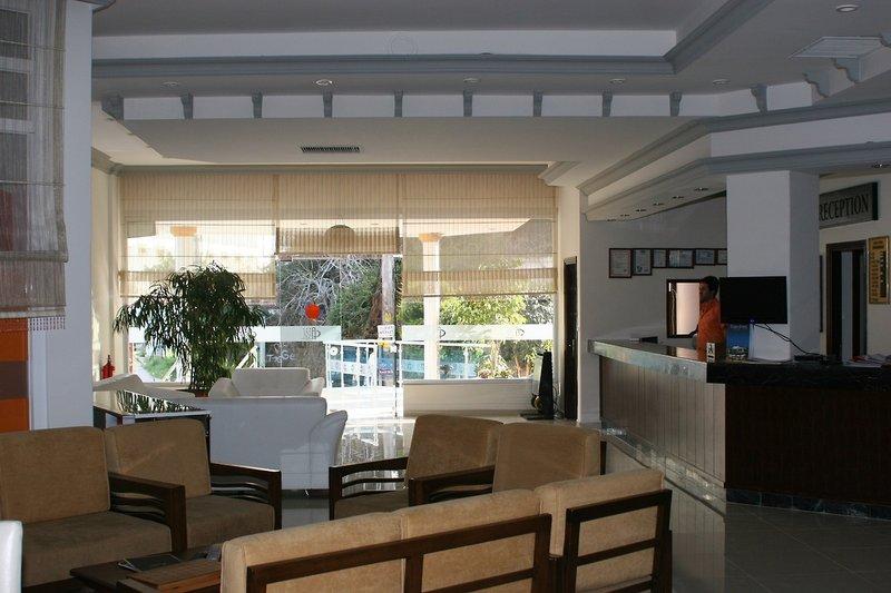 Arsi Hotel in Alanya, Türkische Riviera R