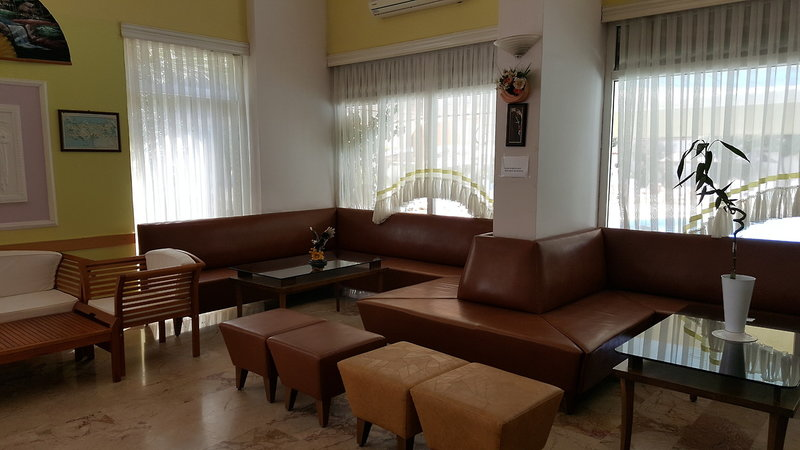 Golden Moon Apart Hotel in Kusadasi, Türkische Ägäis W