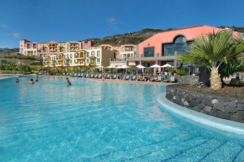 Hotel Las Olas in Breña Baja, La Palma P