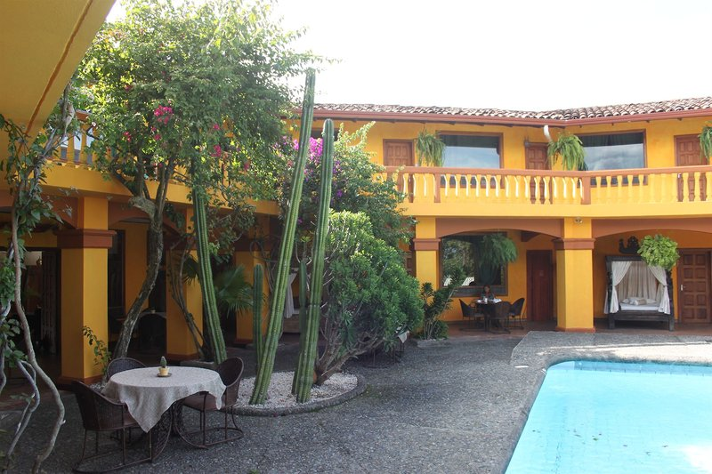 Hotel Posada Canal Grande in San Jose, Costa Rica - San Jose` und Umgebung TE