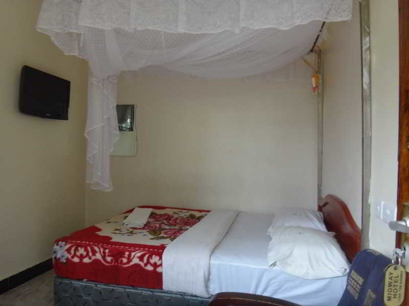 Midway Hotel in Arusha-Nationalpark, Tansania - Nationalparks W